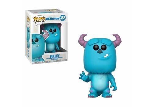 Figurka Monsters Inc. POP! - Sulley 9 cm