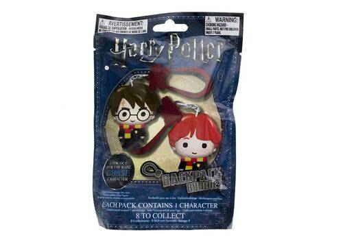 Tajemniczy brelok Harry Potter (Backpack Buddies)