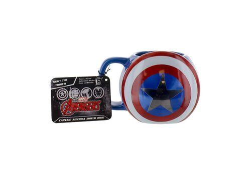 Kubek Marvel Captain America - Tarcza