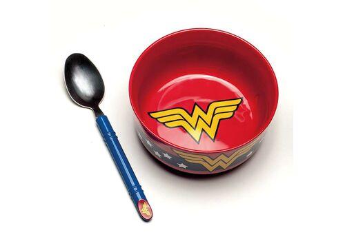 Zestaw śniadaniowy DC Comics - Wonder Woman