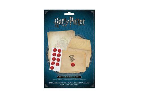 Papeteria Harry Potter - List z Hogwartu (zestaw)