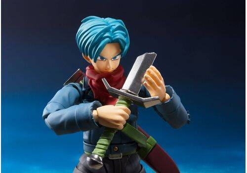 Figurka Dragonball Z S.H. Figuarts - Trunks Tamashii Web Exclusive 14 cm