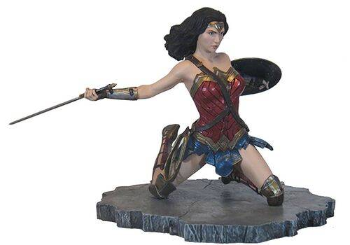 Figurka Justice League Movie DC Gallery - Wonder Woman 18 cm