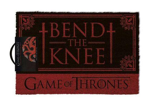 Wycieraczka Gra o Tron - Bend the Knee 40 x 57 cm