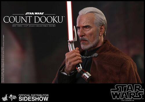 Figurka Star Wars Episode II Movie Masterpiece 1/6 Count Dooku 33 cm