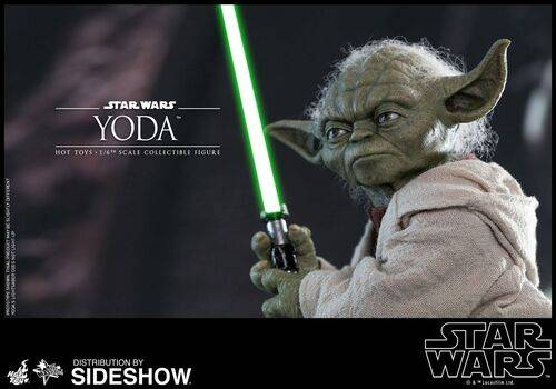 Figurka Star Wars Epizod II Movie Masterpiece 1/6 Yoda