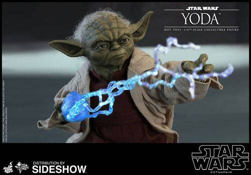 Figurka Star Wars Episode II Movie Masterpiece 1/6 Yoda 14 cm