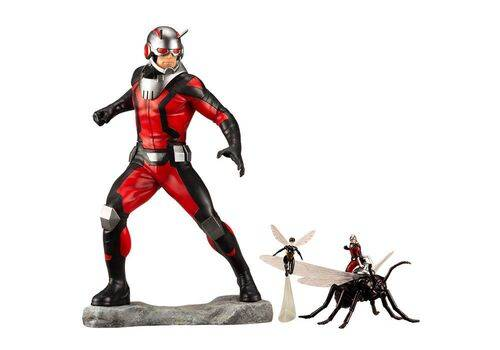 Figurka Marvel Comics Avengers ARTFX+ 1/10 Astonishing Ant-Man & Wasp
