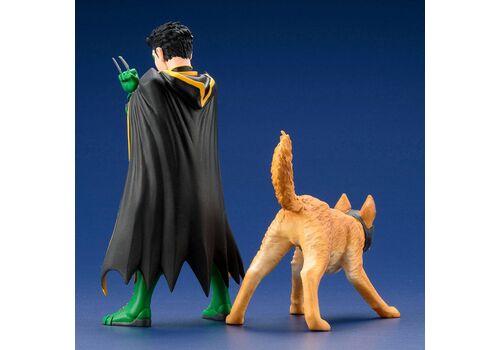 Zestaw figurek DC Comics ARTFX+ 1/10 Robin & Ace the Bat-Hound
