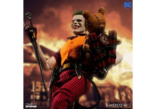 Figurka DC Comics 1/12 The Joker Clown Prince of Crime Edition 17 cm