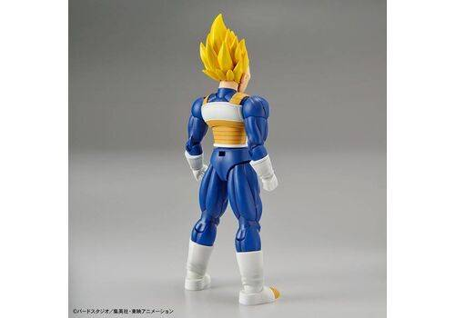 Model figurki do złożenia Dragonball Z - Super Saiyan Vegeta