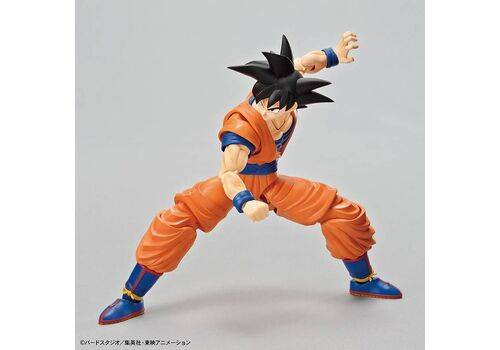 Figurka do złożenia Dragon Ball Z - Son Goku (ruchoma)