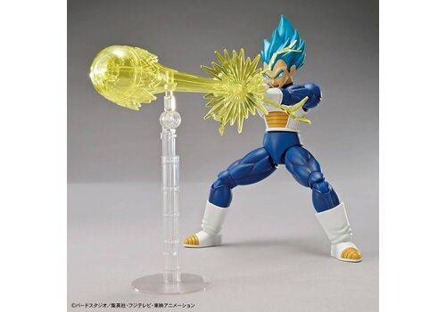 Figurka do złożenia Dragon Ball Super - Super Saiyan God Super Saiyan Vegeta (ruchoma)