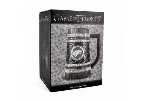 Kufel Gra o Tron / Game of Thrones - Stark (0,9 l)
