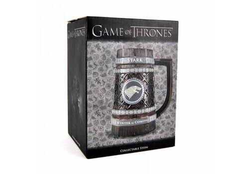 Kufel Gra o Tron / Game of Thrones - Stark (0,9 l)