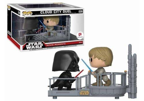 Diorama Star Wars: Movie Moments POP! Cloud City Duel