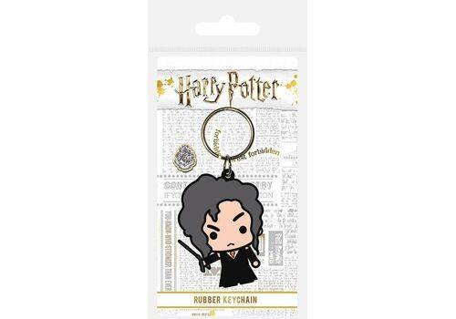Brelok gumowy Harry Potter - Bellatrix Lestrange Chibi