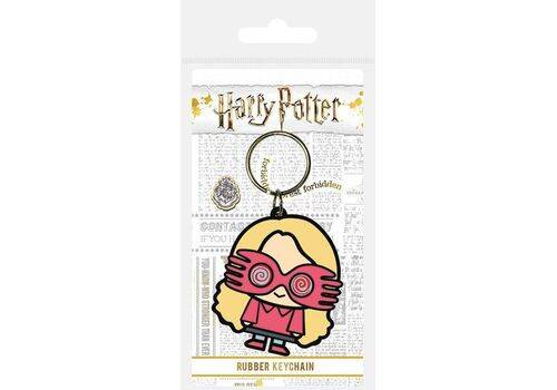 Brelok gumowy Harry Potter - Luna Lovegood Chibi