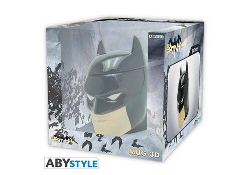 Kubek ceramiczny z pokrywką DC Comics - Batman (300 ml)