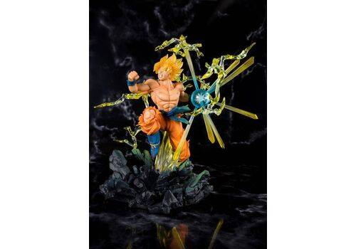 Figurka Dragon Ball Z FiguartsZERO - Super Saiyan Son Goku