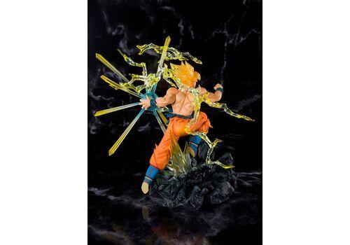 Figurka Dragonball Z FiguartsZERO - Super Saiyan Son Goku Tamashii Web Exclusive 20 cmFigurka Dragonball Z FiguartsZERO - Super Saiyan Son Goku Tamashii Web Exclusive 20 cm