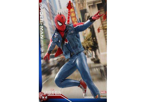 Figurka Marvel's Spider-Man Video Game Masterpiece 1/6 Spider-Punk