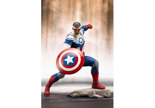 Figurka Marvel Comics ARTFX+ 1/10 Captain America (Sam Wilson) 19 cm