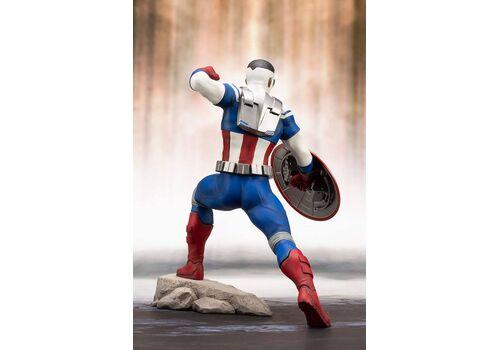 Figurka Marvel Comics ARTFX+ 1/10 Captain America (Sam Wilson) 19 cmFigurka Marvel Comics ARTFX+ 1/10 Captain America (Sam Wilson) 19 cm