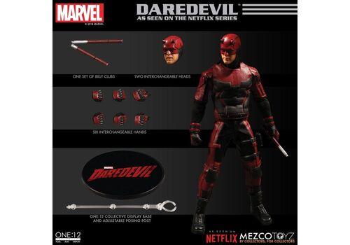 Figurka Marvel Universe 1/12 Daredevil (Netflix TV Series) 17 cm