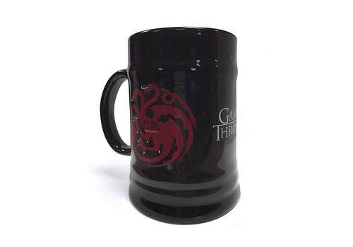 Kufel ceramiczny Gra o Tron - Targaryen (0,5 l)