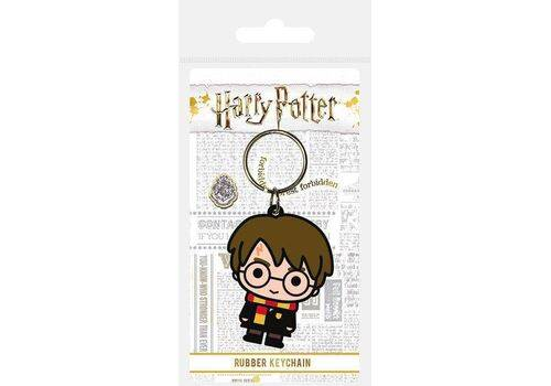 Brelok gumowy Harry Potter - Harry Chibi