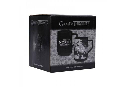 Kubek zmieniający kolor Game of Thrones / Gra o tron - The North RemembersKubek zmieniający kolor Game of Thrones / Gra o tron - The North Remembers