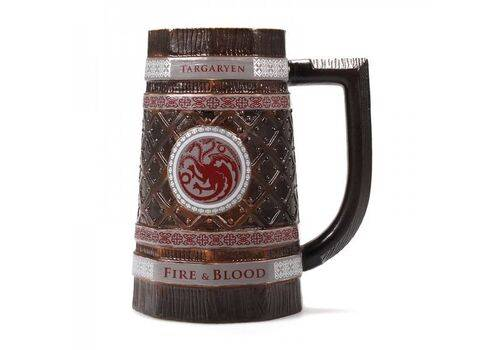 Kufel Gra o Tron / Game of Thrones - Targaryen (0,9 l)