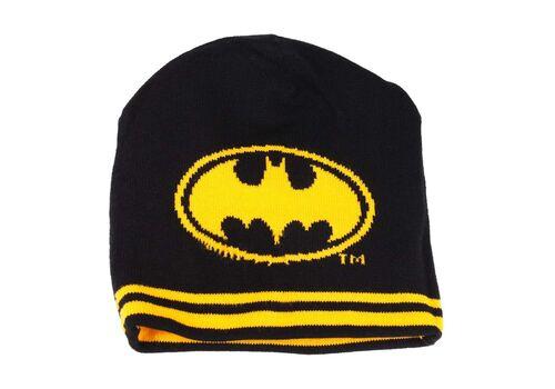 Czapka zimowa dwustronna DC Comics - Batman