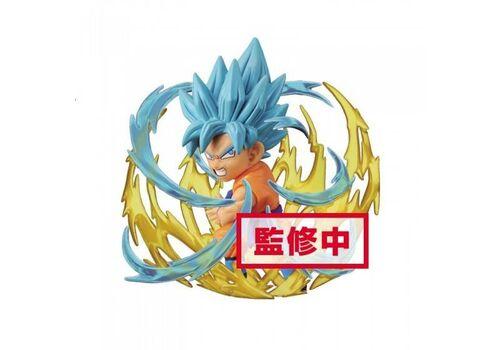 Figurka Dragon Ball Super WCF ChiBi Burst - Super Saiyan Blue Son Goku 7 cm, zdjęcie 2