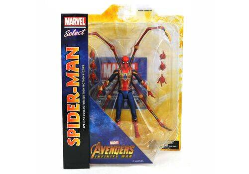 Figurka Avengers Infinity War Marvel Select - Iron Spider-Man