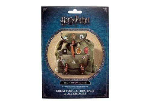 Naklejki termiczne Harry Potter (14 szt.)