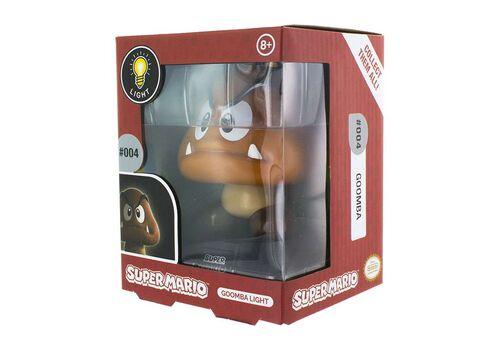 Mini Lampka Super Mario 3D Goomba 10 cm