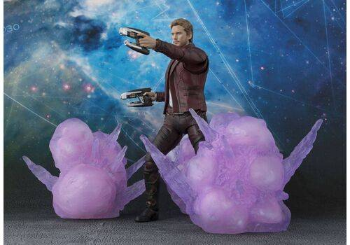 Figurka Guardians of the Galaxy Vol. 2 S.H. Figuarts - Star-Lord & Explosion