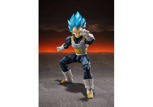 Figurka Dragon Ball Super Broly S.H. Figuarts - Super Saiyan God Super Saiyan Vegeta