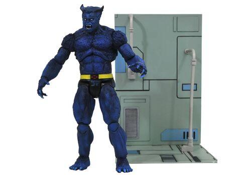 Figurka Marvel Select - Beast 18 cm
