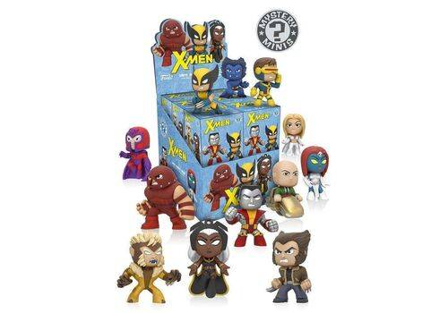 Tajemnicza mini figurka Marvel Comics - X-Men 6 cm