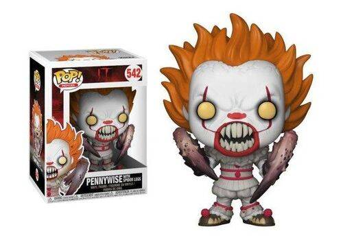 Figurka It POP! - Pennywise with Spider Legs