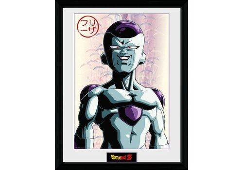 Plakat w ramie Dragon Ball Z - Frieza 45 x 34 cm