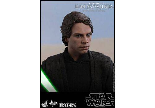 Figurka Star Wars Episode VI Movie Masterpiece 1/6 Luke Skywalker Endor Deluxe Ver. 28 cmFigurka Star Wars Episode VI Movie Masterpiece 1/6 Luke Skywalker Endor Deluxe Ver. 28 cm