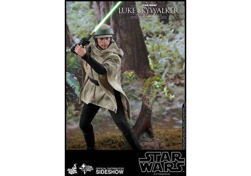 Figurka Star Wars Episode VI Movie Masterpiece 1/6 Luke Skywalker Endor Deluxe Ver. 28 cm