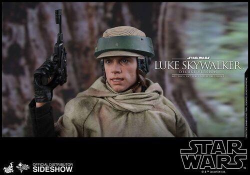 Figurka Star Wars Episode VI Movie Masterpiece 1/6 Luke Skywalker Endor Deluxe Ver. 28 cm