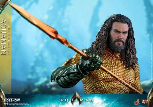 Figurka Aquaman Movie Masterpiece 1/6 Aquaman 33 cmFigurka Aquaman Movie Masterpiece 1/6 Aquaman 33 cm