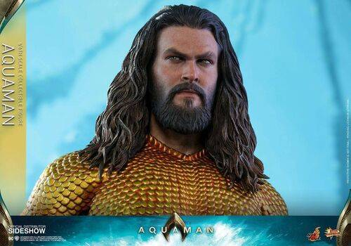 Figurka Aquaman Movie Masterpiece 1/6 Aquaman 33 cm