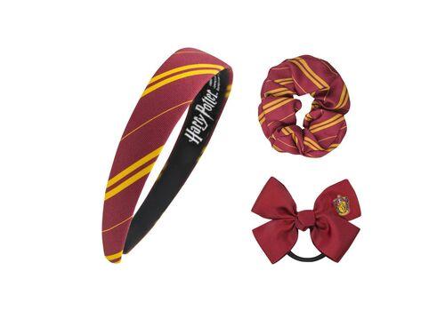 Gadżety do włosów Harry Potter - Gryffindor